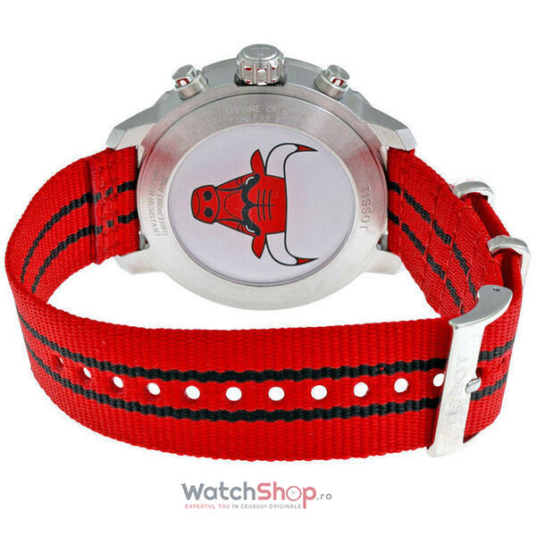 Ceas Tissot SPECIAL COLLECTIONS T095.417.17.037.04 NBA Chicago Bulls
