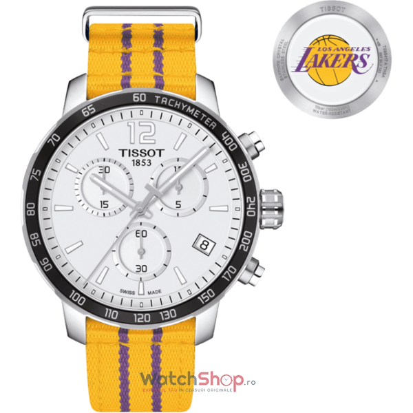Ceas Tissot SPECIAL COLLECTIONS T095.417.17.037.05 NBA Los Angeles Lakers