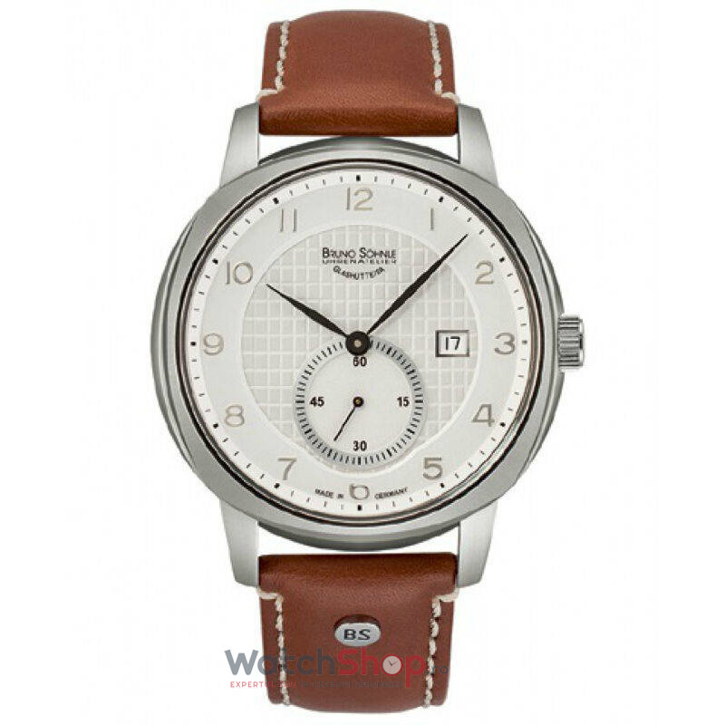 Ceas Bruno Sohnle FACETTA 17-12167-221 Automatic Limited Edition de la Bruno Sohnle