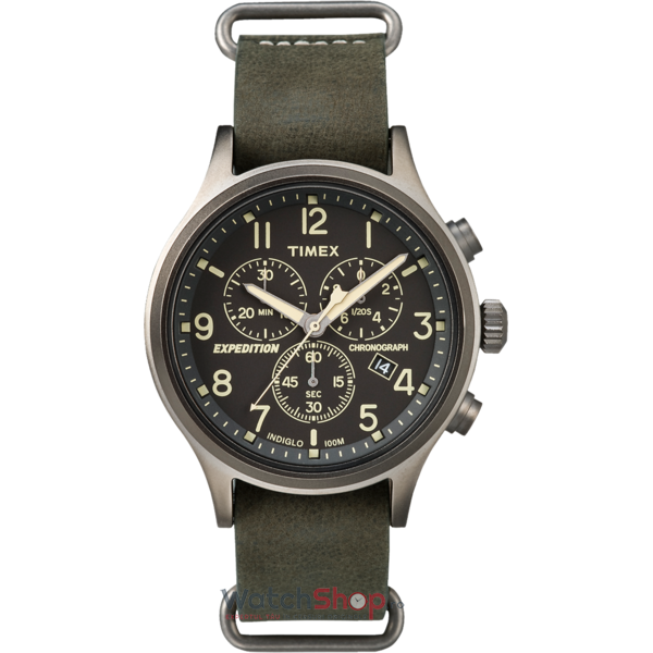Ceas Timex EXPEDITION TW4B04100 Scout Chrono