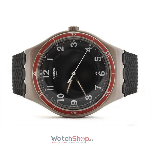 Ceas Swatch IRONY YWS417 Red Wheel