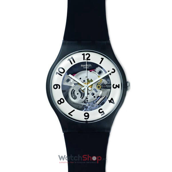 Ceas Swatch ORIGINALS SUOB134 Skeletor