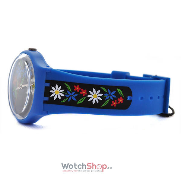 Ceas Swatch ORIGINALS GN412 Edelblau