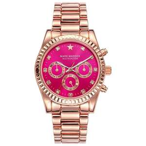 Ceas Mark Maddox PINK GOLD MM3028-77
