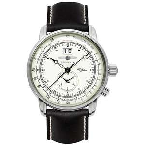 Ceas Zeppelin 100 YEARS 8640-3 Dual Time