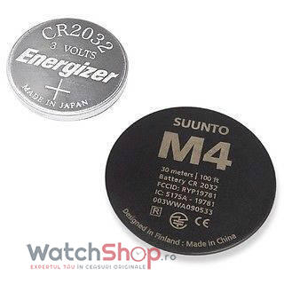Baterie Suunto CR2032 SS016615000 M4 BATTERY REMPLACEMENT KIT