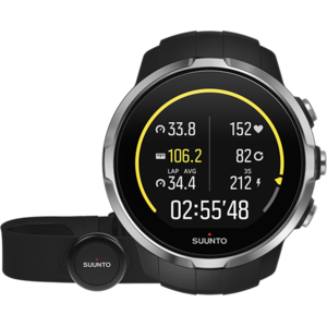 Ceas Suunto SPARTAN SS022648000 SPORT BLACK CHEST HR