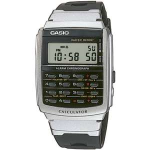 Ceas Casio DATA BANK CA-56-1ER Calculator