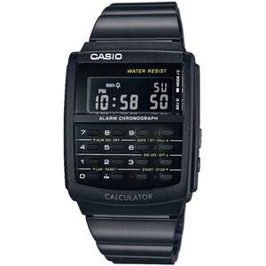 Ceas Casio DATA BANK CA-506B-1AEF Calculator