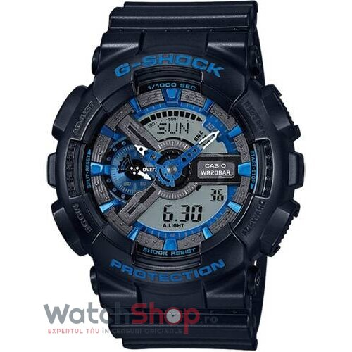 Ceas Casio G- SHOCK GA-110CB-1AER Antimagnetic Hyper Colours