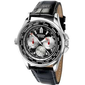 Ceas Sekonda SPORT 3458 World time