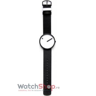 Ceas PICTO 43379-4120MB Leather 40mm
