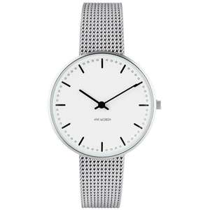 Ceas Arne Jacobsen CITY HALL 53201-1608 Mesh S