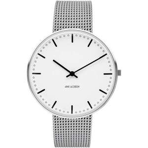 Ceas Arne Jacobsen CITY HALL 53202-2008 Mesh M