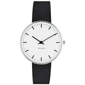 Ceas Arne Jacobsen CITY HALL 53201-1610 Mesh S