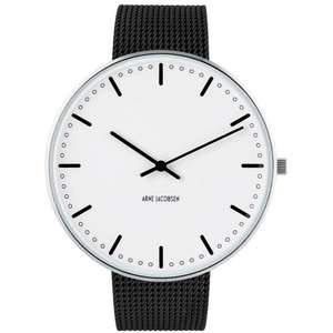 Ceas Arne Jacobsen CITY HALL 53203-2210 Mesh L