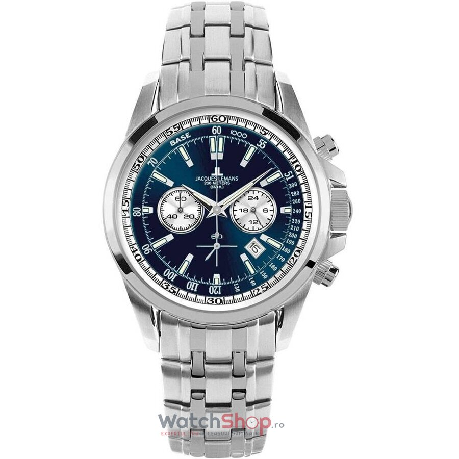 Ceas Jacques Lemans LIVERPOOL 1-1117IN Chronograph
