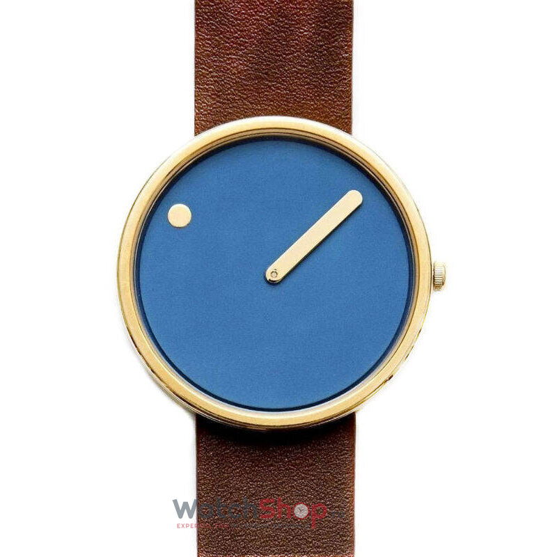 Ceas PICTO 43376-4720MG Leather 40mm