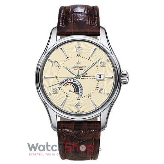 Ceas Atlantic WORLDMASTER 1888 52755.41.95S Power Reserve