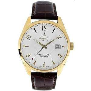 Ceas Atlantic WORLDMASTER 51752.45.25G Art Deco Automatic