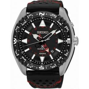 Ceas Seiko PROSPEX SUN049P2 Kinetic GMT