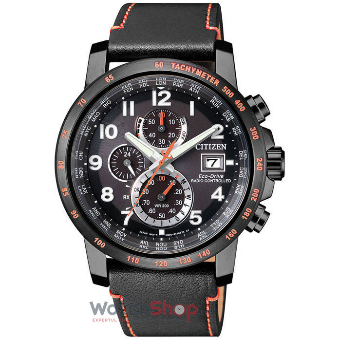 Ceas Citizen SPORT AT8125-05E Eco-Drive Radio Controlled