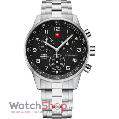Ceas Swiss Military BY CHRONO SM34012.01 Chronograf de la Swiss Military