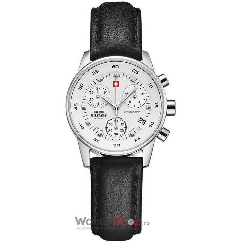 Ceas Swiss Military by Chrono SM34013.04 Cronograf ceas de dama