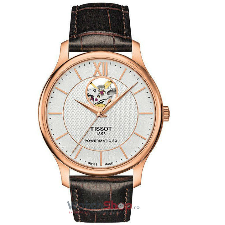 Ceas Tissot TRADITION T063.907.36.038.00 Automatic