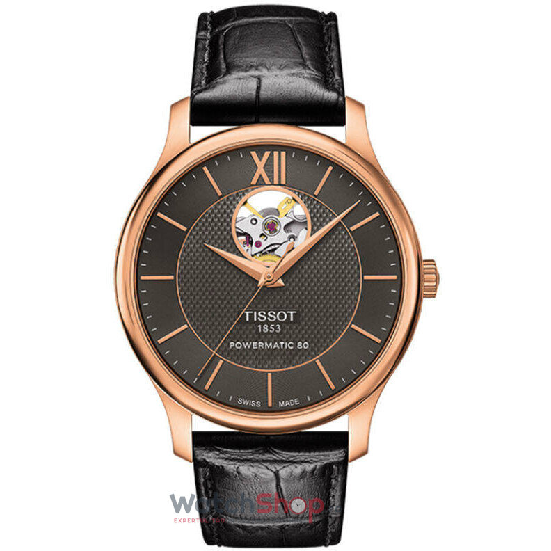Ceas Tissot TRADITION T063.907.36.068.00 Automatic