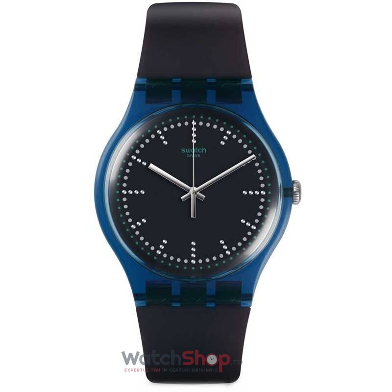 Ceas Swatch ORIGINALS SUON121 Blue Pillow de la Swatch