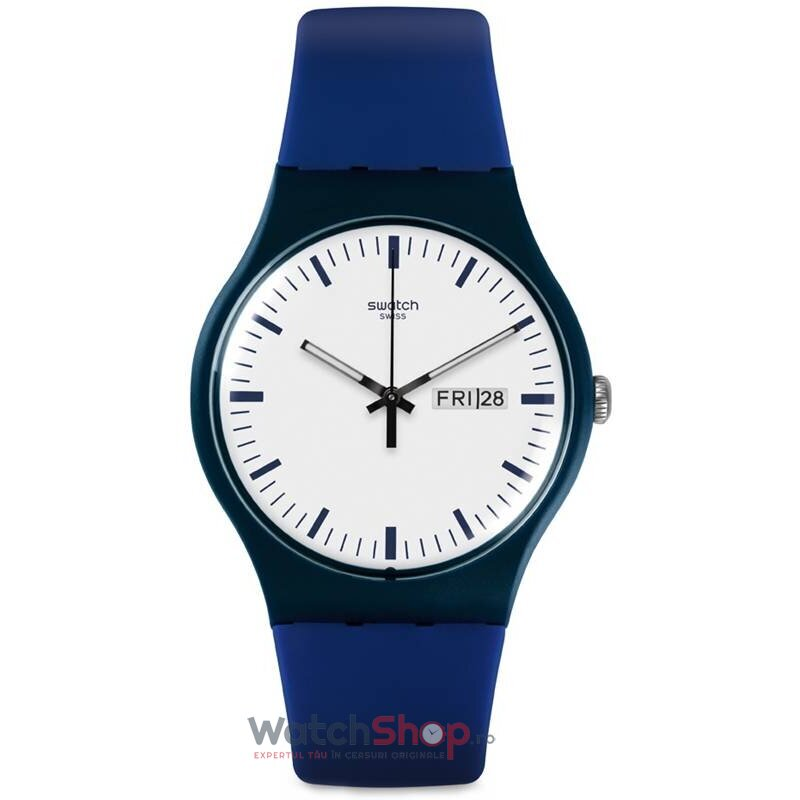 Ceas Swatch ORIGINALS SUON709 Bellablu de la Swatch