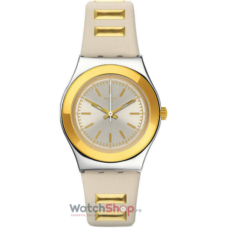 reducere Ceas Swatch IRONY YLS195 Golden Steps, cel mai mic pret