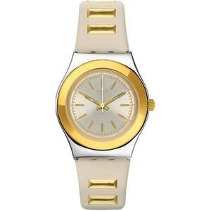 Ceas Swatch IRONY YLS195 Golden Steps