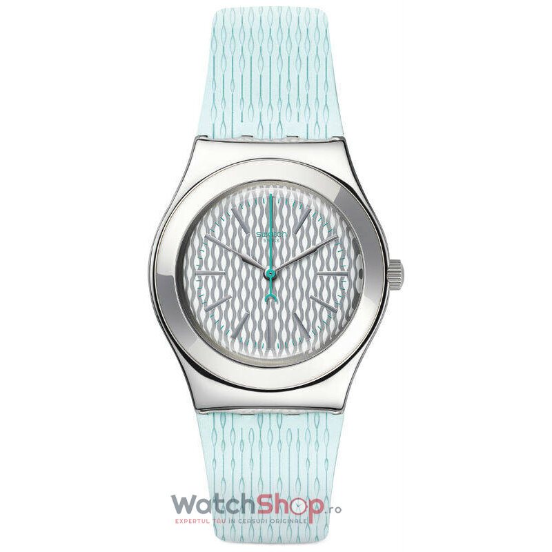 Ceas Swatch IRONY YLS193 Mint Halo
