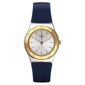 Ceas Swatch IRONY YLS191 Blue Push