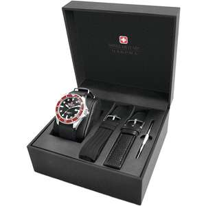 Ceas Swiss Military by Hanowa SET 06-8279.04.007.04 Sea Lion