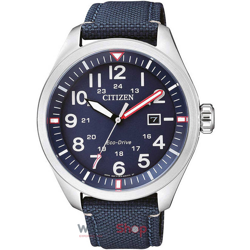 Ceas Citizen SPORT AW5000-16L Eco-Drive de la Citizen