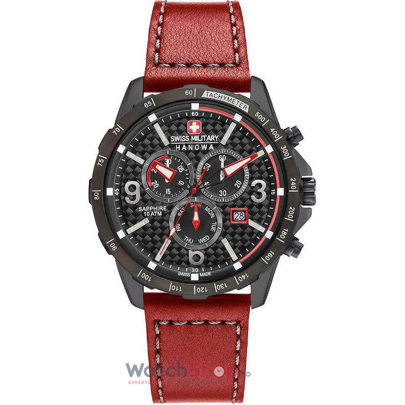 Ceas Swiss Military BY HANOWA 06-4251.13.007 Ace Chrono de la Swiss Military