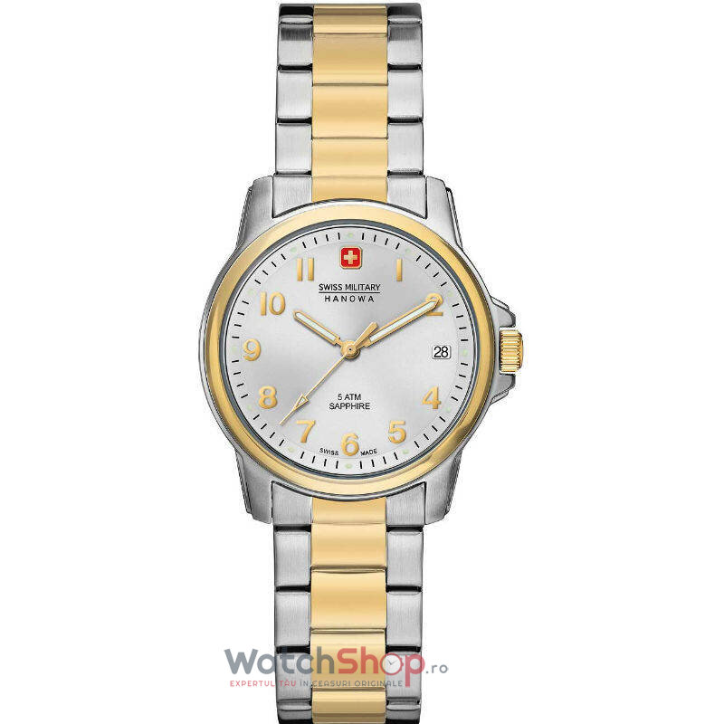 Ceas Swiss Military by HANOWA 06-7141.2.55.001 Lady Prime de la Swiss Military