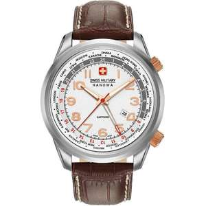 Ceas Swiss Military BY HANOWA 06-4293.04.001 Worldtimer