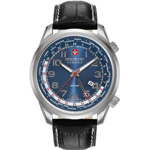 Ceas Swiss Military BY HANOWA 06-4293.04.003 Worldtimer