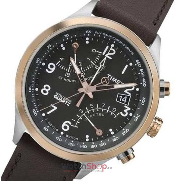 Ceas Timex INTELLIGENT QUARTZ TW2P73400 Fly-Back Chronograph