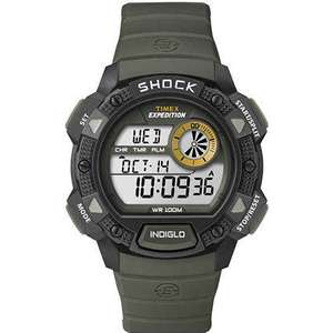 Ceas Timex EXPEDITION T49975 Shock