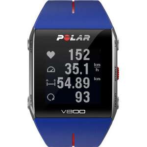 Ceas Polar TRAINING COMPUTER V800 Blue