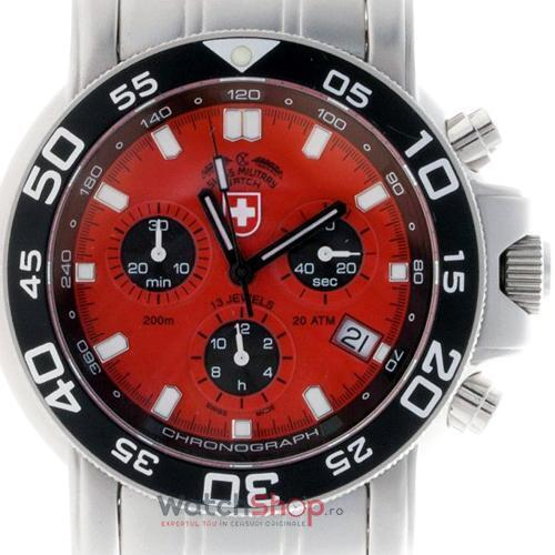 Ceas Swiss Military NAVY DIVER 1833