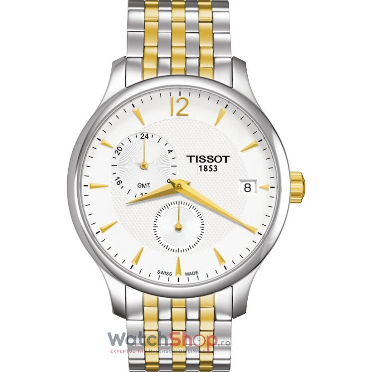 Ceas Tissot T-CLASSIC T063.639.22.037.00 Tradition GMT