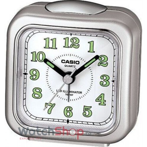 Ceas De Birou Casio Wake Up Timer Tq-157-8df