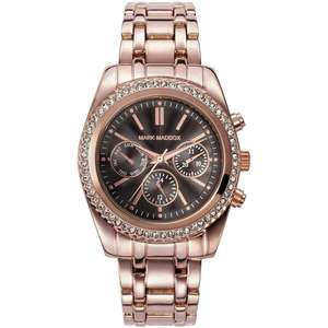 Ceas Mark Maddox PINK GOLD MM3023-47