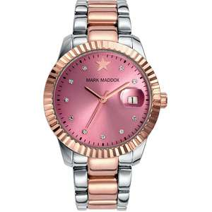 Ceas Mark Maddox PINK GOLD MM0014-77